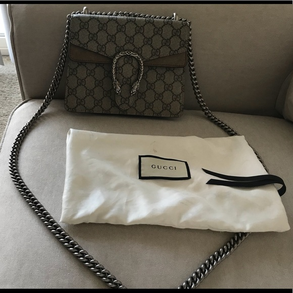77f0daae875 Gucci Handbags - GUCCI Dionysus GG Supreme Mini Bag